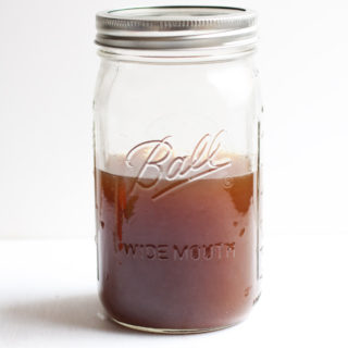 Bone Broth made easily in the instant pot - the most healing food on the planet! Soups on, and it's ready to heal! |abraskitchen.com
