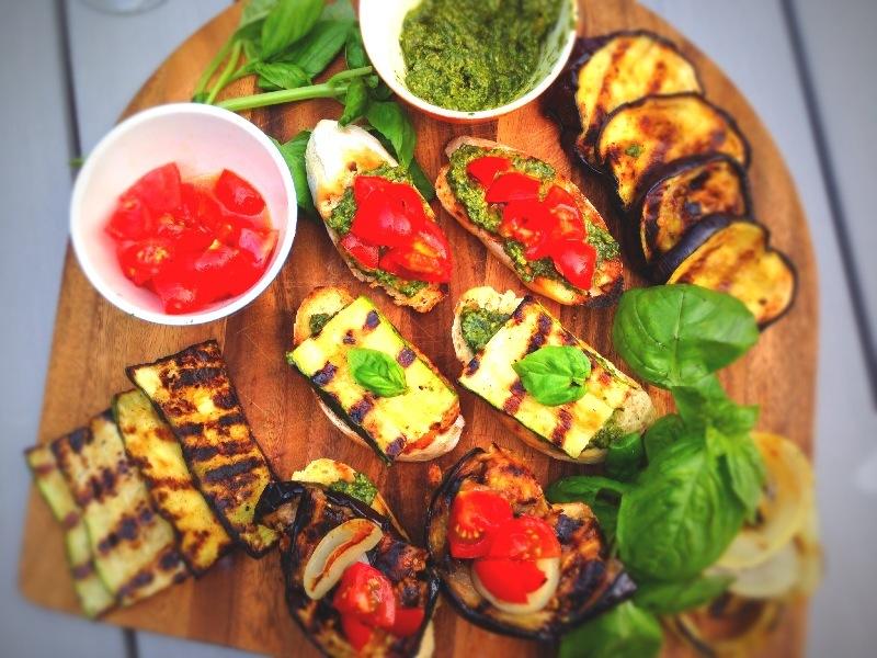 Meatless Monday Veggie Platter