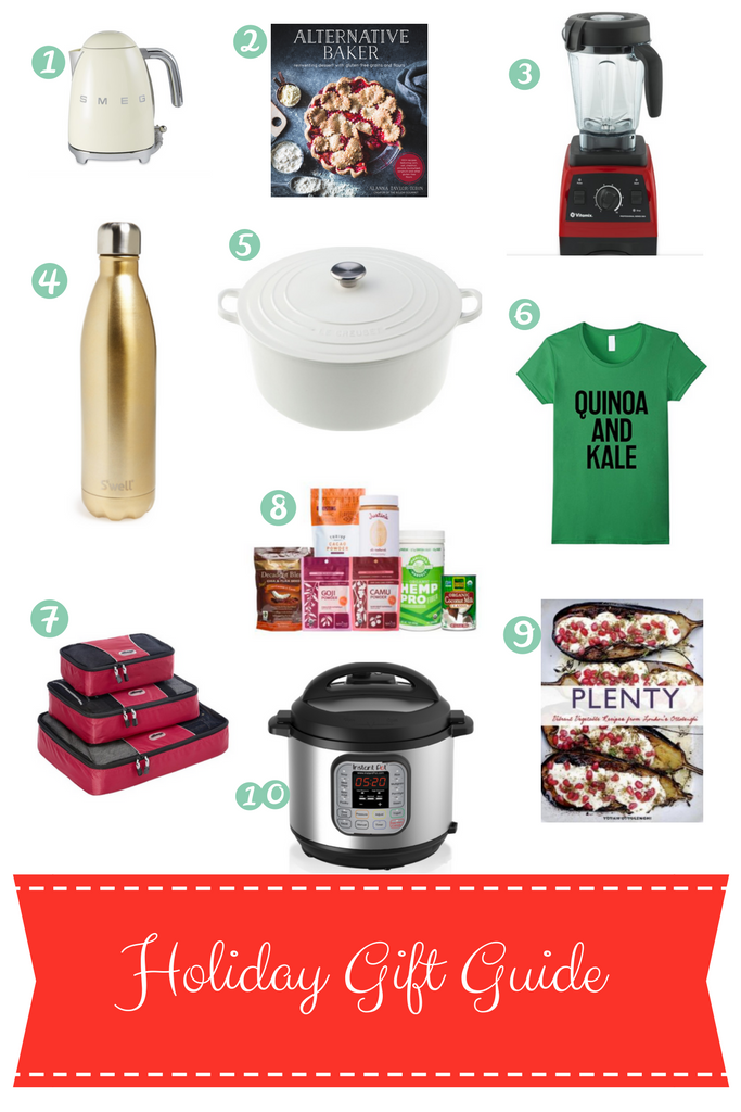 Last minute holiday gift guide, 10 great ideas that ship quickly!