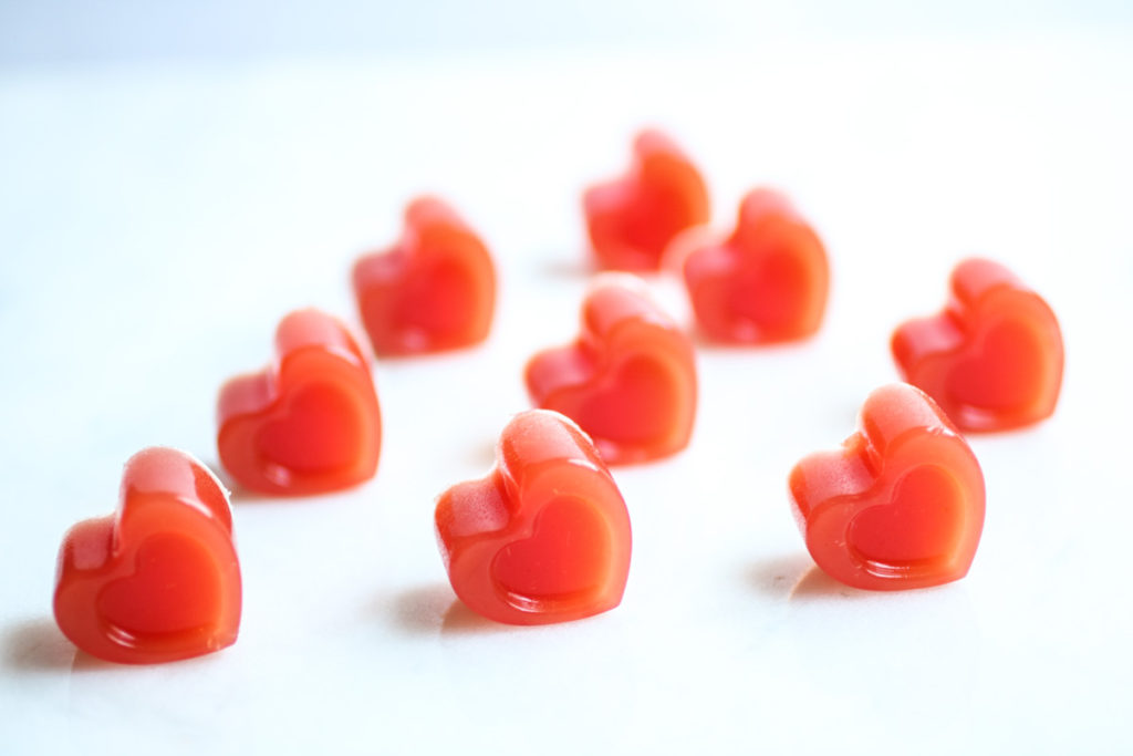 Watermelon Lemonade Gut Gummies. A gummy candy that's good for you (and your gut!) Real food, paleo, kid-friendly   abraskitchen.com