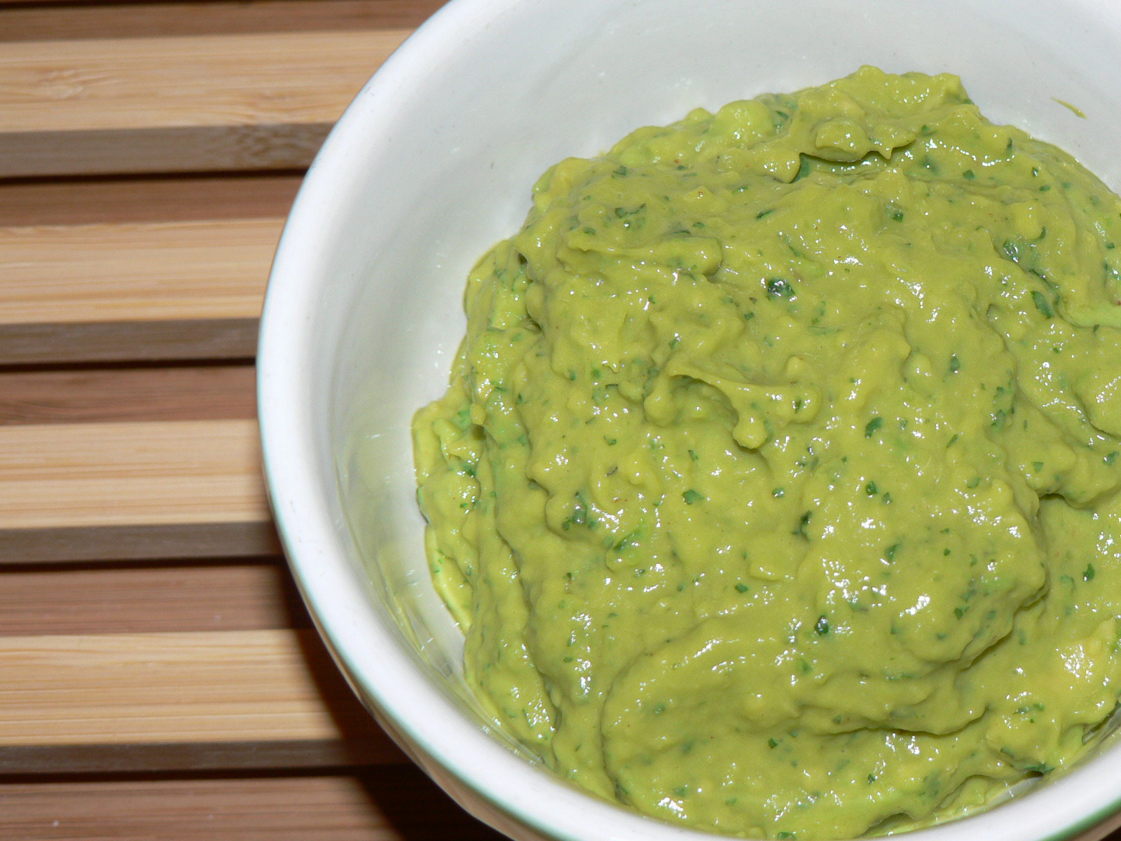 spicy avocado dip