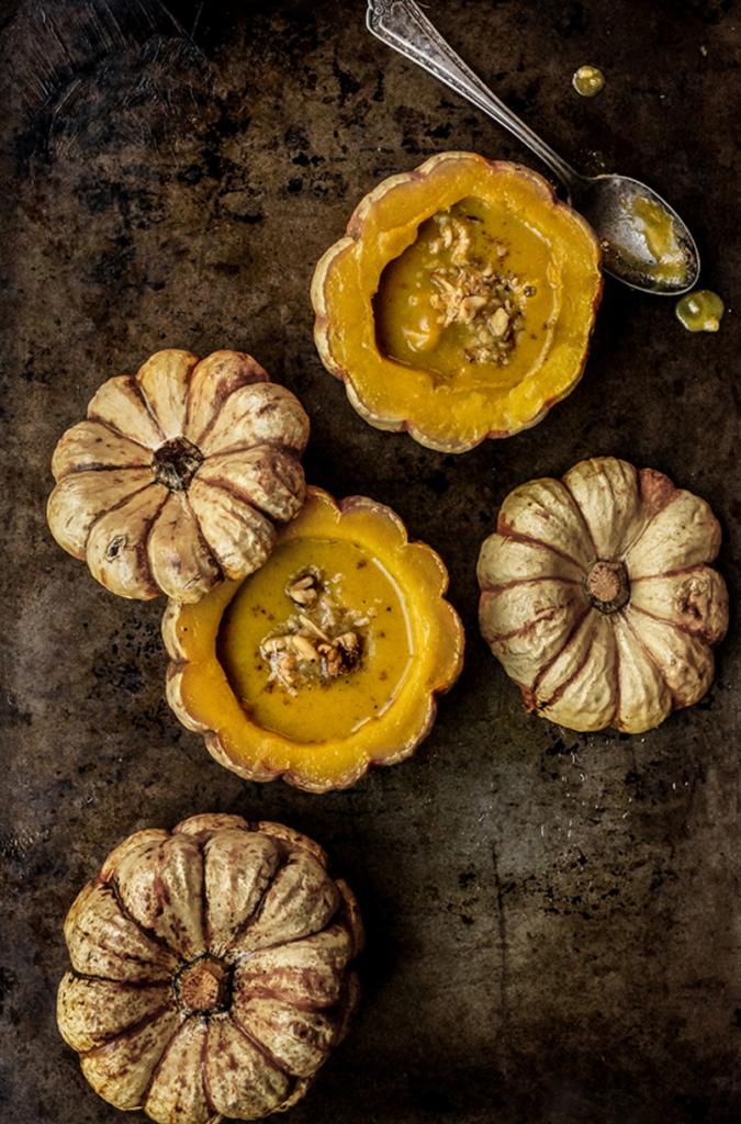 Pumpkin Coconut Soup  + 35 other great pumpkin recipes!