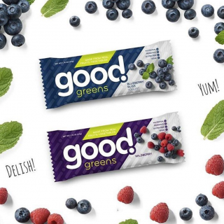 Vegan Protein Bar Review – Good Greens
