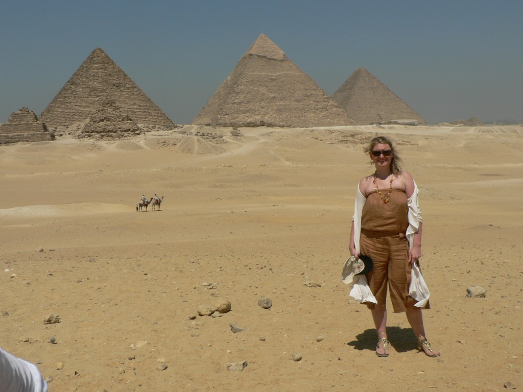 Abra in Egypt