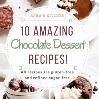 Healthy Chocolate Dessert Recipes