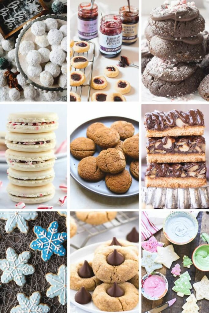 101 Healthy Christmas Cookie Recipes Vegan Gluten Free Paleo And