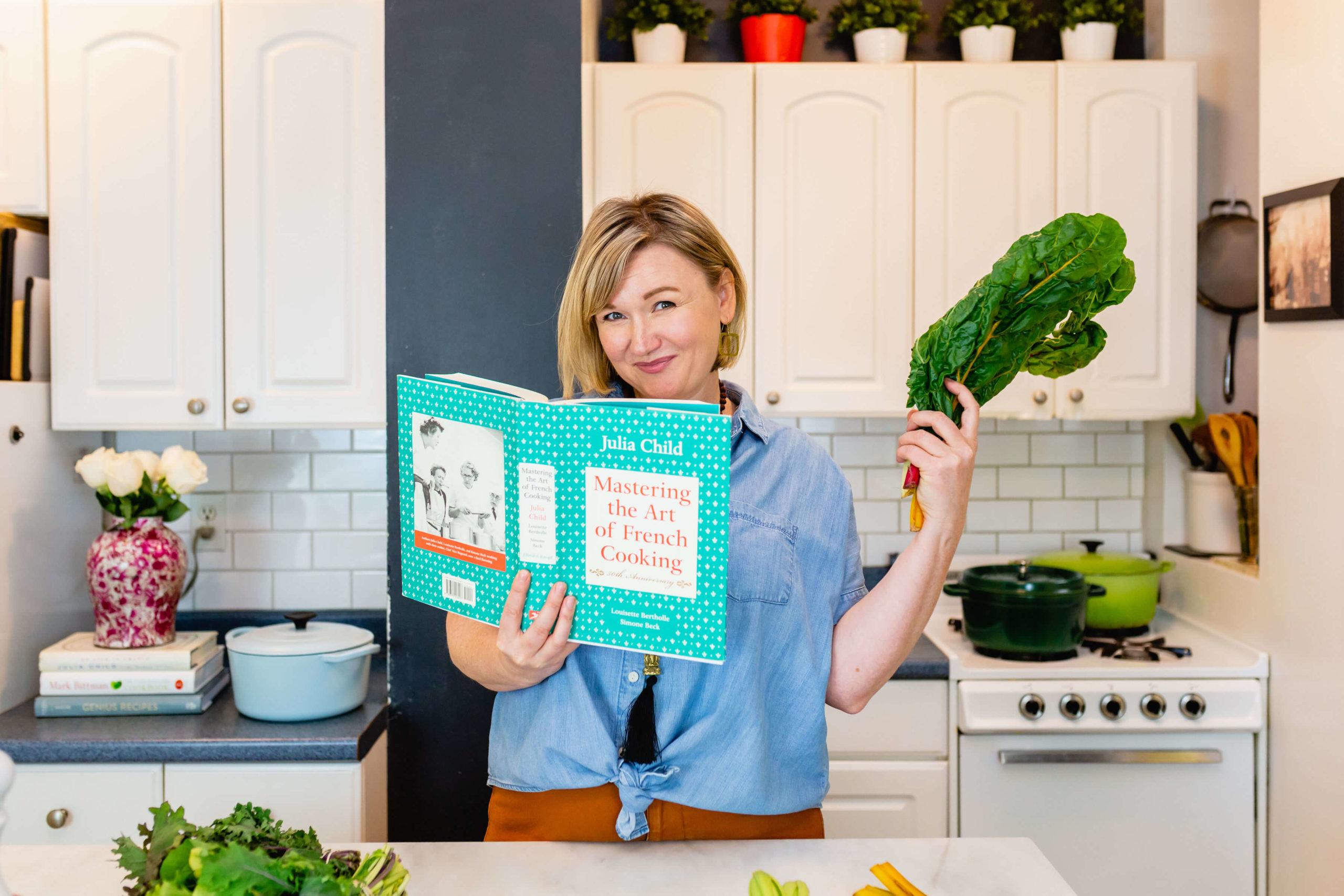 Abra Nutritionist in the Kitchen