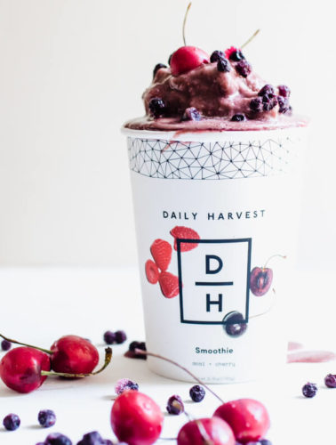 Daily Harvest Smoothie