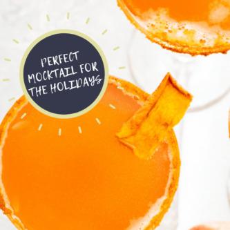 Apple Cider Immunity Sparkler