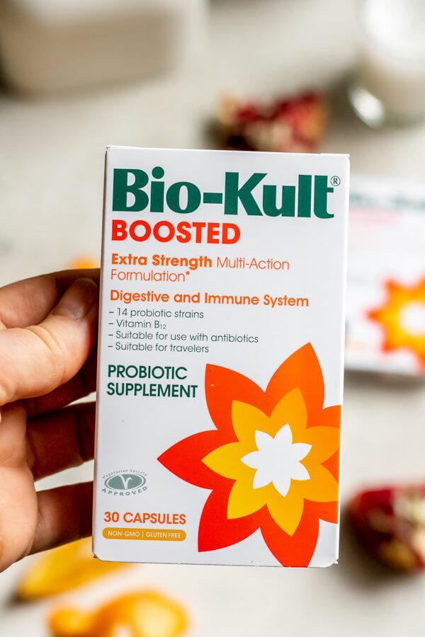 Probiotics for immune health