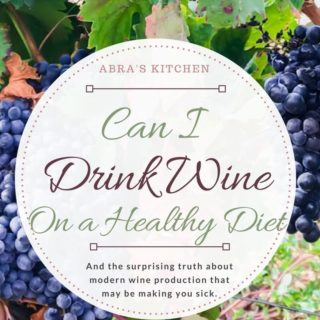 Can I Drink Wine on a Healthy Diet?