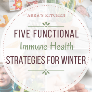 Functional Tips for Immune Health