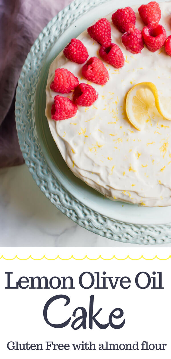 Rich, moist, and delicious gluten-freelemon cake with luscious lemon cream cheese frosting. Naturally gluten-free using a combination of almond and coconut flour and sweetened with coconut palm sugar.#lemoncake #glutenfree #almondflour