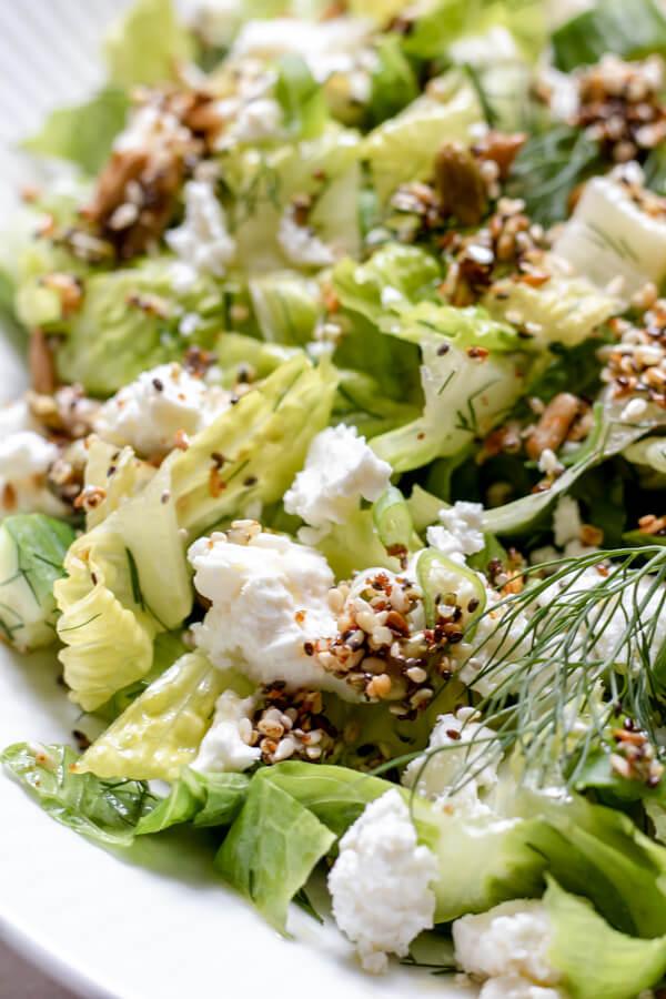 Greek Crunch Salad