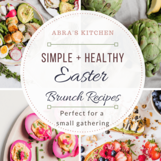 Simple Healthy Easter Recipes