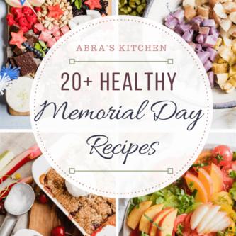 Healthy Memorial Day Recipes