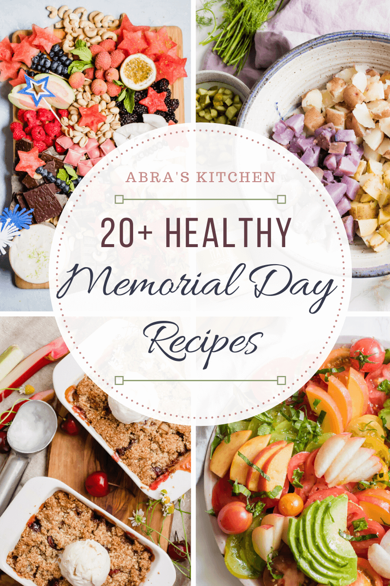Healthy Memorial Day Recipes