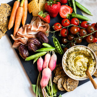 Healthy Snack Board