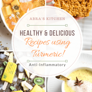 Healthy Turmeric Recipes