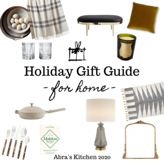 Holiday Gift Guide for Home 2020
