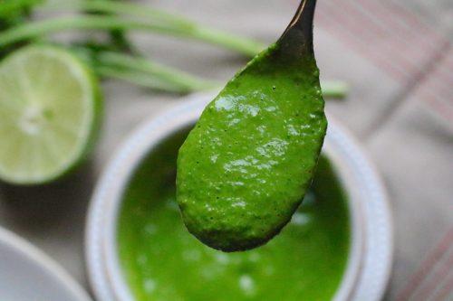 garlic parsley sauce