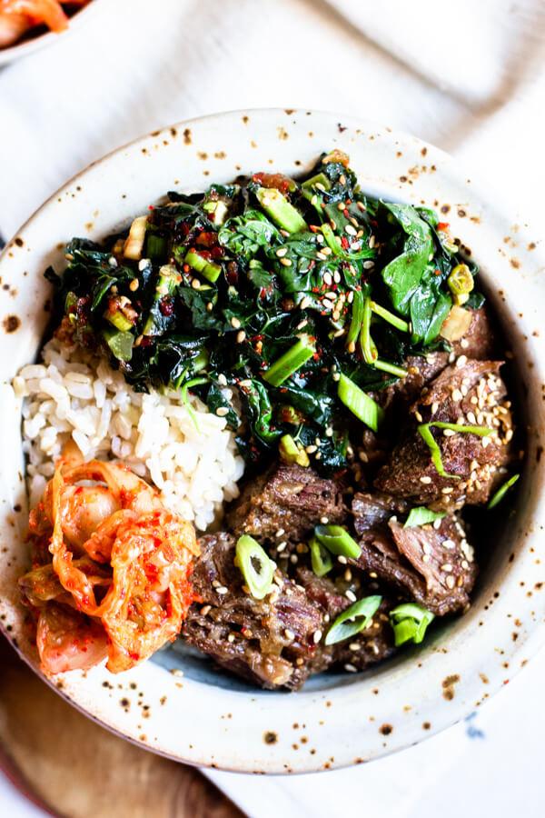 Instant Pot Korean Beef