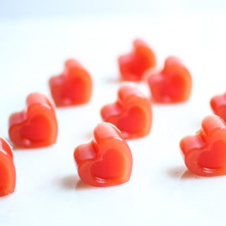 Love Your Gut Gummies. A homemade gummy candy for improved gut health.
