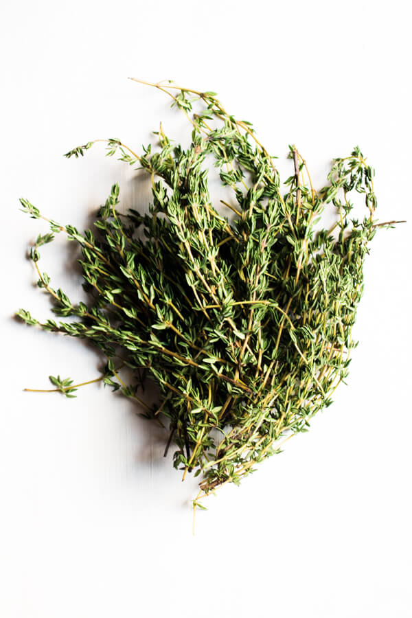 Natural Remedies for Cold and Flu - Fresh Thyme