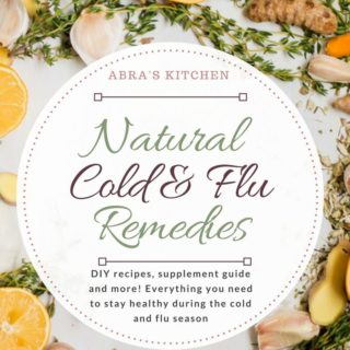 Natural Remedies for Cold and Flu including peer reviewed literature on the efficacy of each treatment. DIY recipes, natural treatments, easy to follow instructions. A comprehensive guide to keep you healthy during the cold and flu season.