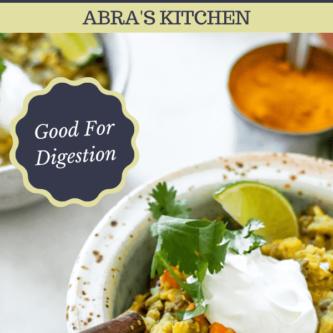 Nourishing Ayurvedic Kitchari Recipe