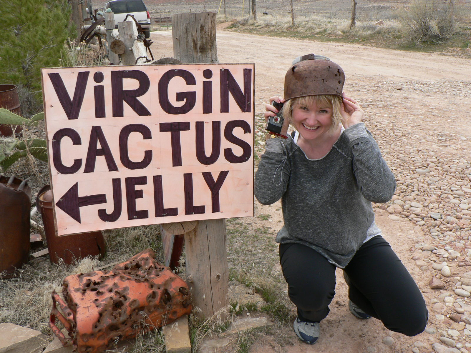 Virgin Cactus Jelly