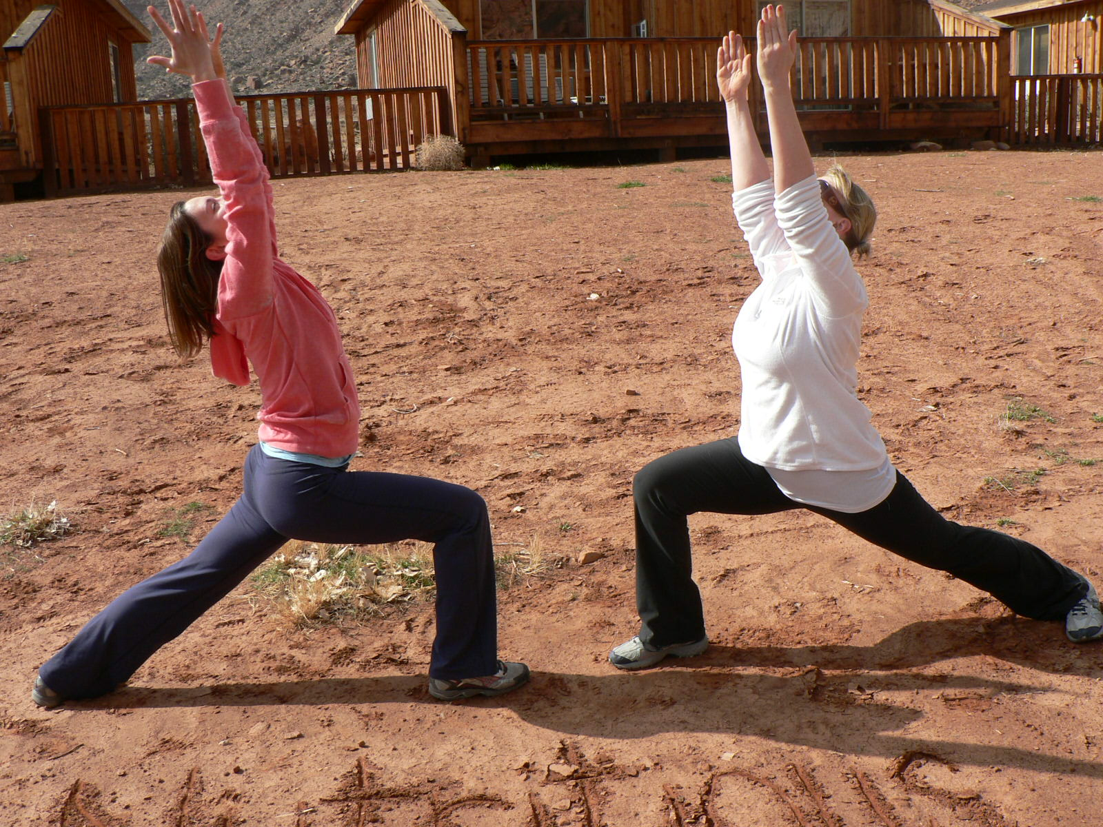 Nutritious America Yoga in Moab, Utah