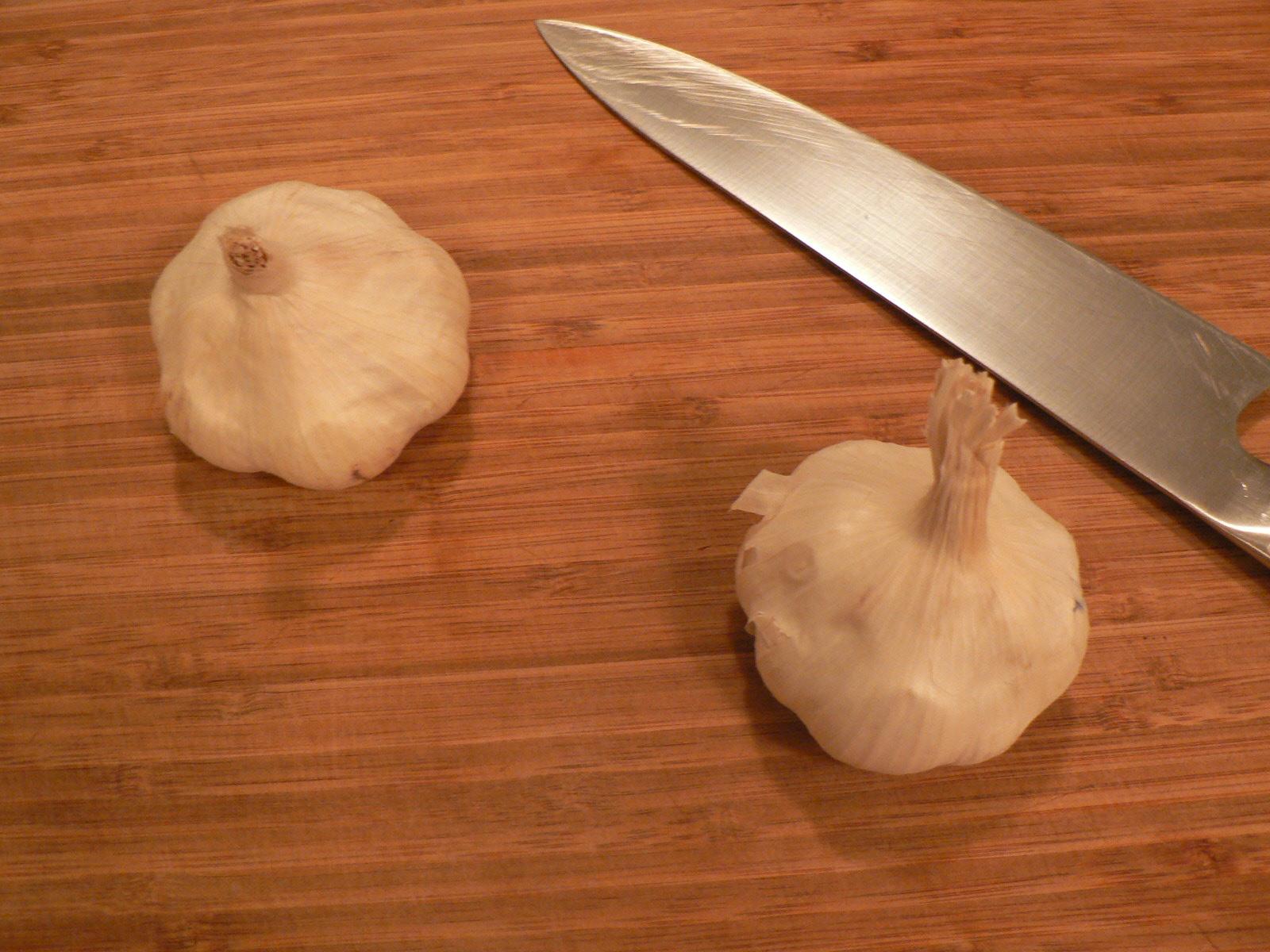 I love me some garlic