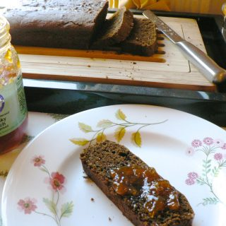 Buckwheat Molasses Bread