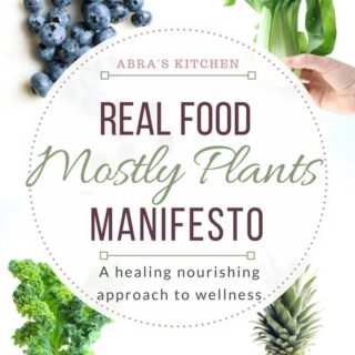 "In the overwhelming world of dietary dogmas is ""real food, mostly plants"" just another empty phrase? Or is it the healing nourishing change you've been looking for?"