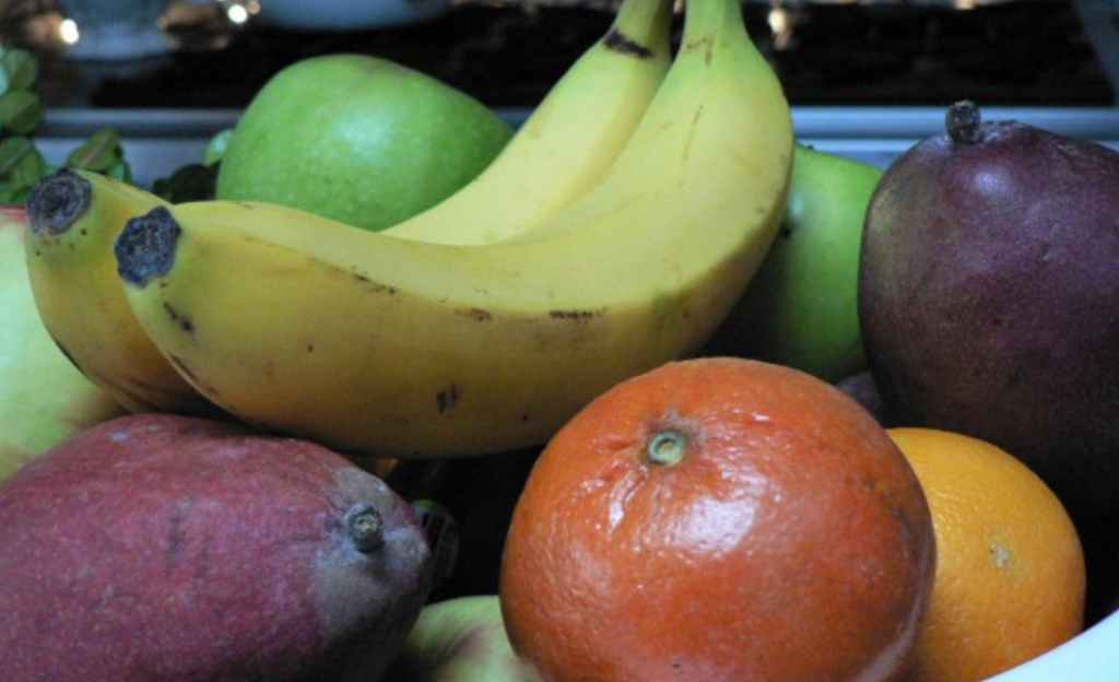 is eating fruit bad for me
