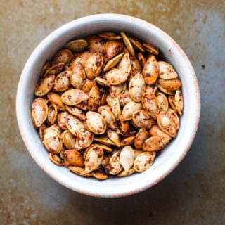 Spiced Winter Squash Seeds
