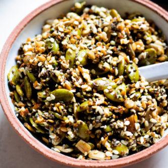Super Seed Salad Topper